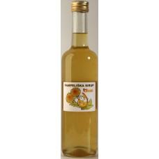 Pampeliškový sirup  - 500 ml, AKCE Jaro s bylinami 4+1 ZDARMA