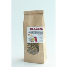 Blažena: čaj šípek, zázvor a citróny kand. v bylinkách 100g