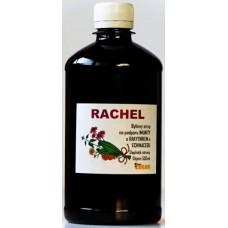 RACHEL bylinný sirup na podporu IMUNITY S RAKYTNÍKEM A ECHINACEOU - 500 ml