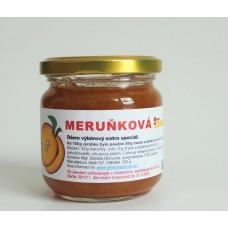Meruňková s pomeranči, džem 200g