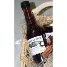 Sirup Medová Arónie - 350 ml