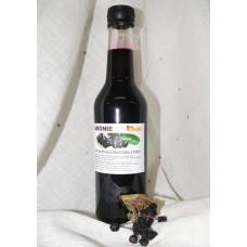 Arónie sťáva se fruktózou a sladidly z rostliny stévie - 350 ml