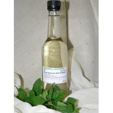 Meduňkový sirup zpracovaný za studena čirý - 350 ml