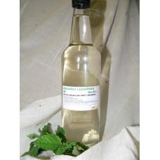 Meduňkový sirup zpracovaný za studena čirý - 0,5 l