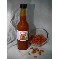 Rakytník s medem, sirup - 350 ml