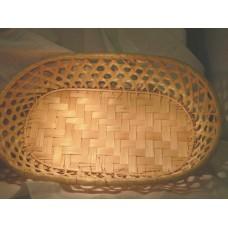 Košík přírodní a balné