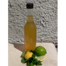 Mátový sirup s citrónovou šťávou - 500 ml